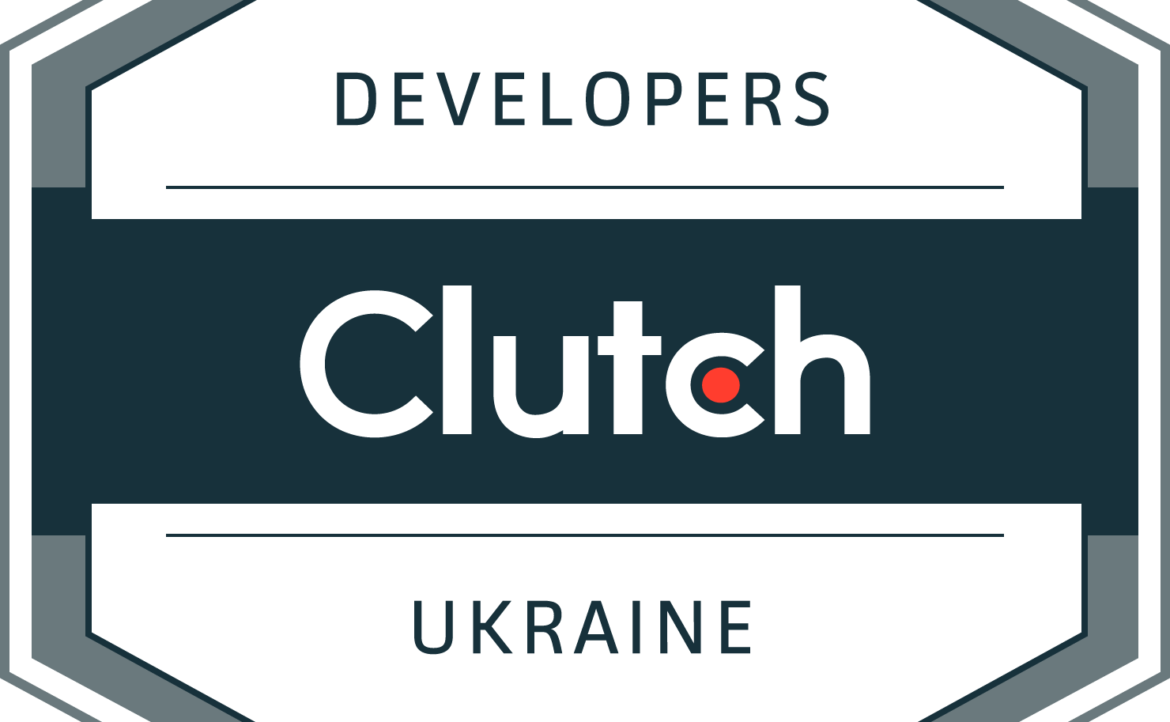 Broscorp is named as one of Top Custom Software Developers in Ukraine by Clutch