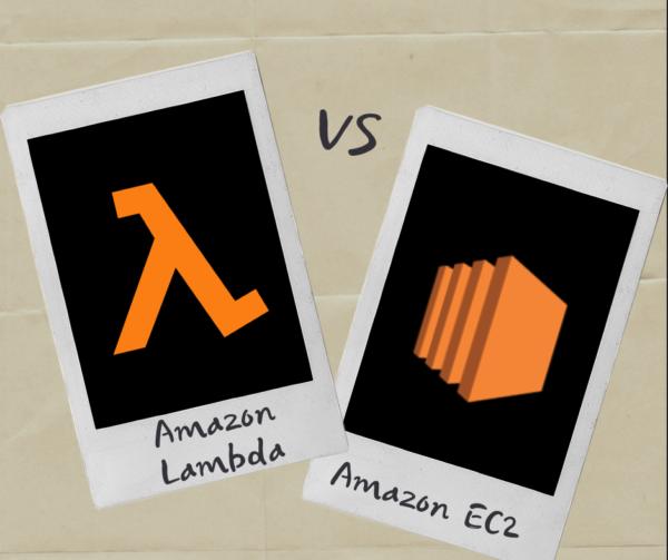 EC2 vs Lambda